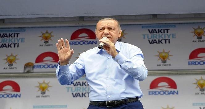 Cumhurbaşkanı Erdoğan: Şimdiden kaybettiğini anladı