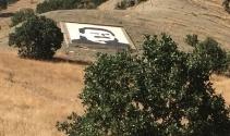 PKKnın Kandilde boş bırakılan kontrol noktası görüntülendi