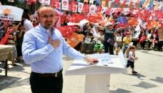"""AK Partili Turan: """"Hiç kimsenin sandık güvenliğine sandığın şeffaf demokratik yapısına söz söyleme hakkı olmaz"""