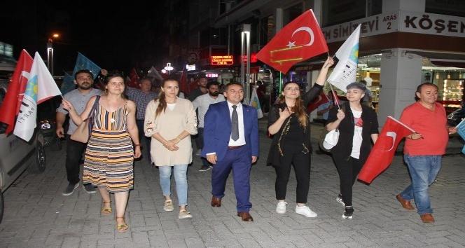İYİ Partiden iktidar yürüyüşü