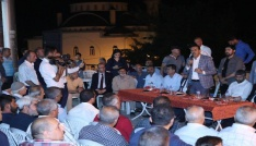 Bakan Tüfenkci: Onlar yıkmak biz ise yeni Türkiyeyi inşa etmek için oy istiyoruz