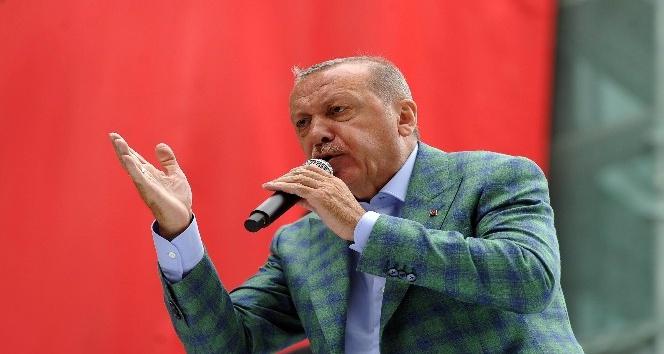Cumhurbaşkanı Erdoğan: Selo neyse onlar da o