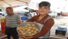 Tokatta patates 2 lira, soğan 3 liradan satılıyor