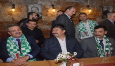 AK Parti Adayı Erkandan Kırşehirli spor severlere destek açıklaması