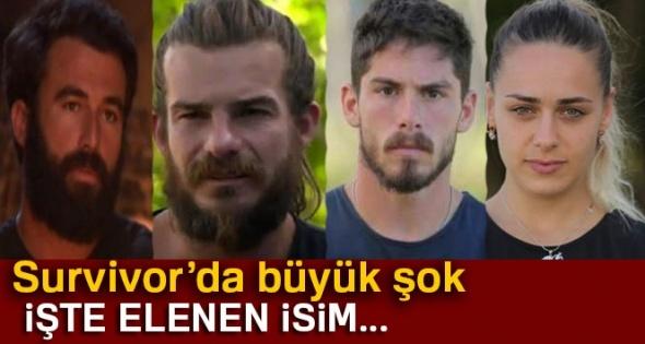 Survivor'da Kim Elendi, Kim Gitti? |(24 Haziran Survivor'da Adaya Kim Veda Etti)