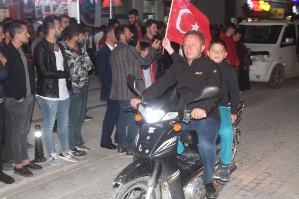 Cumhurbaşkanı Erdoğan'a en çok oy o ilden çıktı!