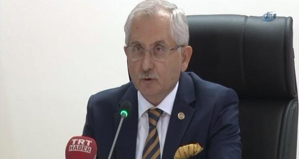 YSK Başkanı Sadi Güven: 'Sağlıklı bir seçim oldu'