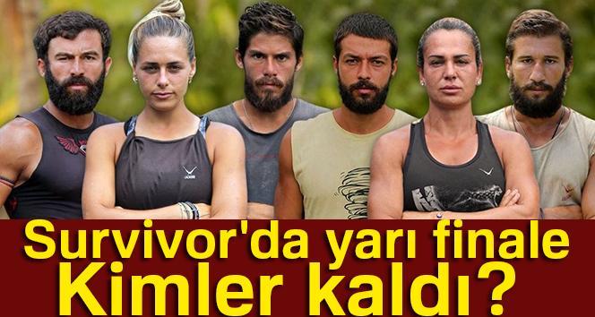 Survivorda yarı finale Kimler kaldı? |Kıbrısta yarı final koltuğuna Hangi İsimler oturacak (Finale son 3 gün)