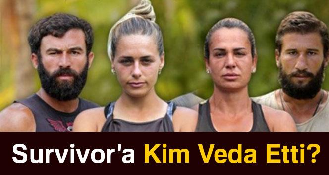 Survivor Kim ELENDİ, Kim GİTTİ? |(28 Haziran Survivor'da Elenen İsim KİM?) |Yarı finalist kimler oldu?