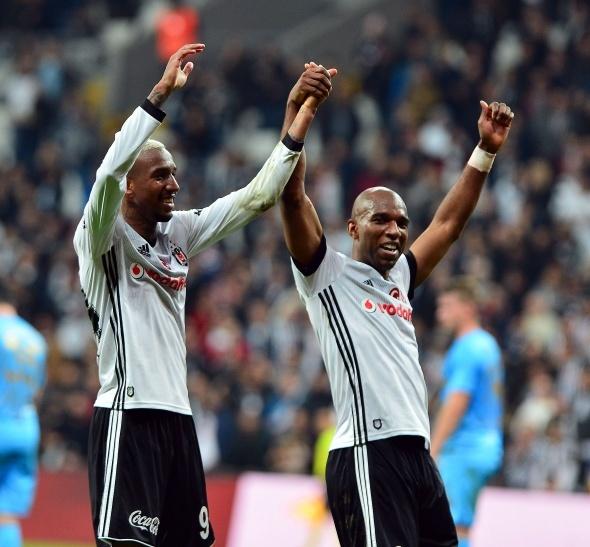 Beşiktaş'ın yıldız futbolcusuna sürpriz teklif!