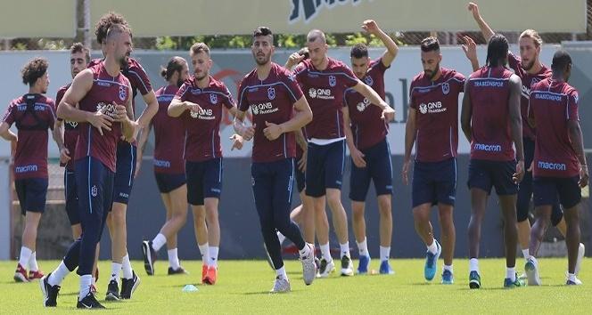 Trabzonspor, yeni sezon hazırlıklarının Trabzon ayağını tamamladı