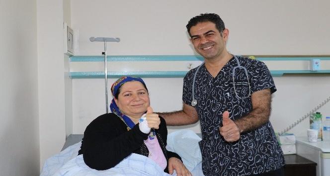 Ankara'da aradığı çareyi Diyarbakır'da buldu
