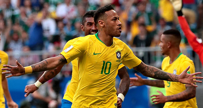ÖZET İZLE | Brezilya - Meksika özet izle goller izle