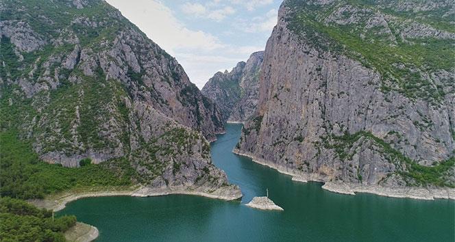 Turistlerin yeni gözdesi: Türkiyenin ikinci büyüğü