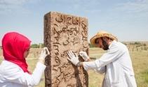 Tarihi taşların kitabeleri arşivleniyor