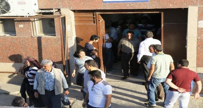 Katledilen baba ve oğlunun cenazeleri Diyarbakır'a getirildi