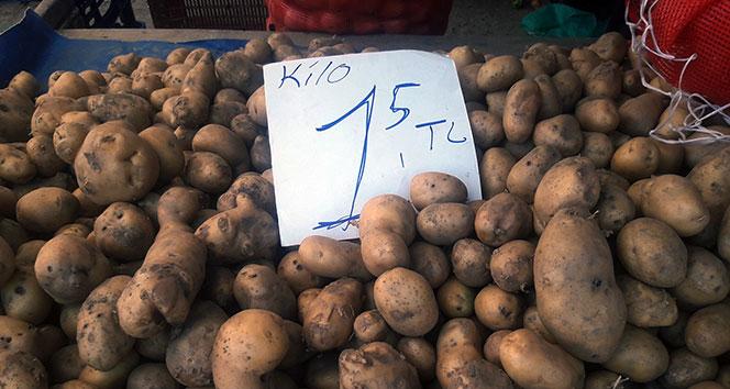 Patates ve soğanın ateşi düştü