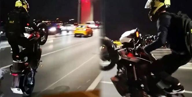 15 Temmuz Şehitler Köprüsü'nde tek teker terörü