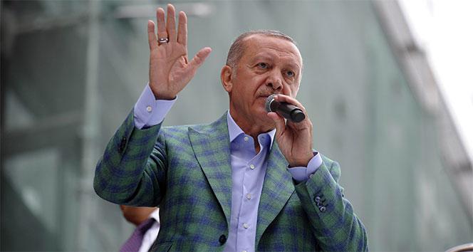 Cumhurbaşkanı Erdoğan: Cumhur İttifakını Mecliste de sürdüreceğiz