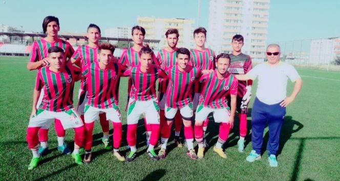 Diyarbekirspor, U19'da şampiyon oldu