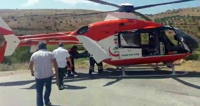 Malatya'da kaza: 3 yaralı