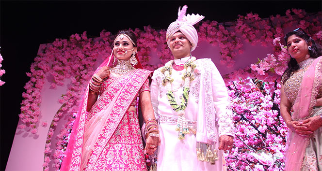 Bodrumda Milyon dolarlık Hint düğünü