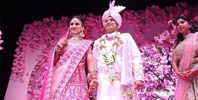 Bodrum'da Milyon dolarlık Hint düğünü