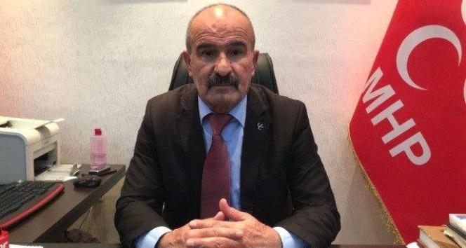 MHP Yeşilyurt İlçe Başkanı Kaya seçim değerlendirmesi