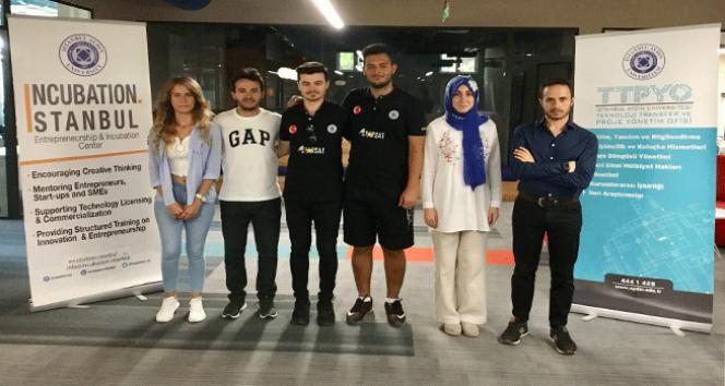 İAÜ öğrencileri Türkiye'yi uzaya taşıyor!