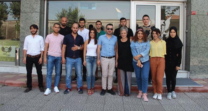 Mimarlik Fakültesi  öğrencileri yaz okulunu İstanbul'un tarihi dokusunda gerçekleştiriyor