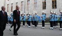 Yemin töreni sonrası Erdoğan'dan ilk açıklama