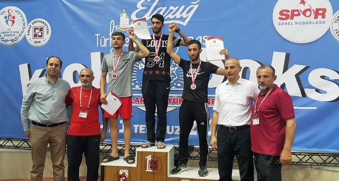 Hasan Zilan Türkiye Şampiyonu oldu