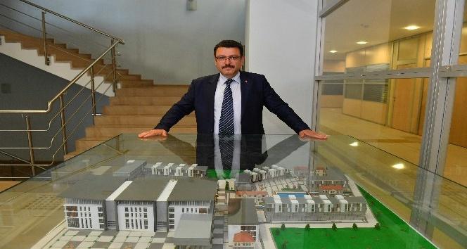 Ortahisar Belediyesi Pazarkapı'daki 61 dükkan ve 16 ofisi açık arttırma ile satışa sunacak