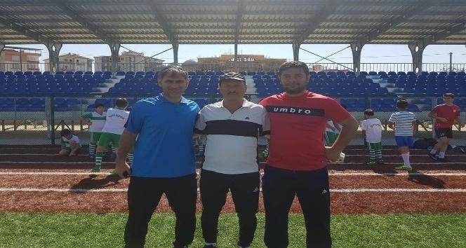 Malatya Yeşilyurt Belediyespor geleceğin yıldızlarını arıyor