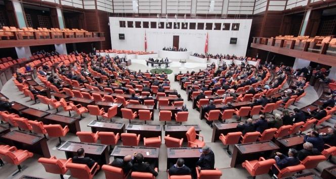 TBMM Genel Kurulunda komisyon üye sayıları belirlendi