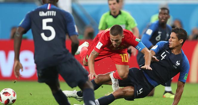 ÖZET İZLE: Fransa Belçika maçı 1-0 özeti ve golleri izle   Dünya Kupası Fransa Belçika maçı kaç kaç bitti?