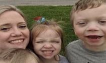 ABD'de vahşet: 5 kişilik aile katledildi