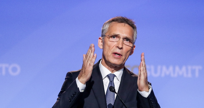 NATOdan Iraka destek sözü