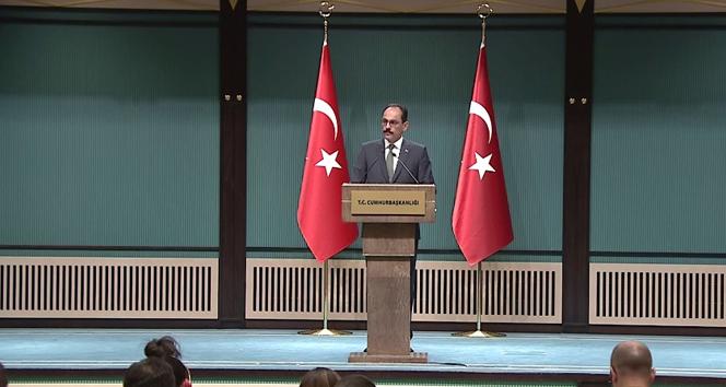 Türkiyeden karara sert tepki!