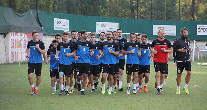 Karabükspor'da sezon hazırlıkları devam ediyor