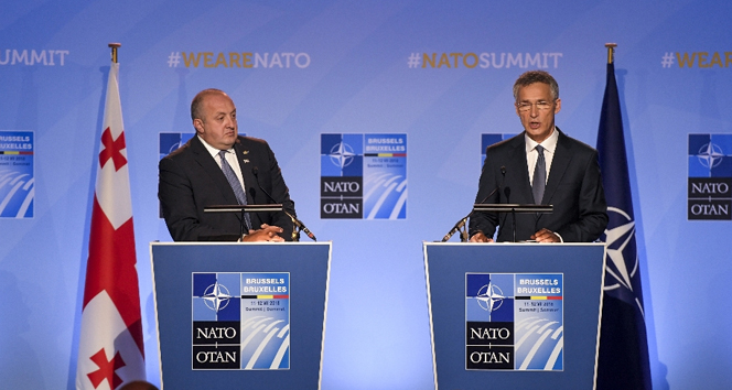 Resmen açıklandı! Bir ülke daha NATO üyesi oluyor...
