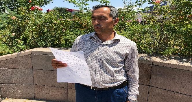 (Özel Haber) İnşaat işçisinden 15 Temmuz şiiri