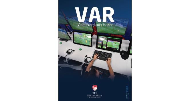 TFF'den VAR için tanıtımı broşürü