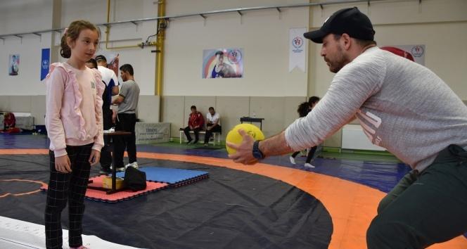 50 bin yetenek Türk sporuna yön verecek