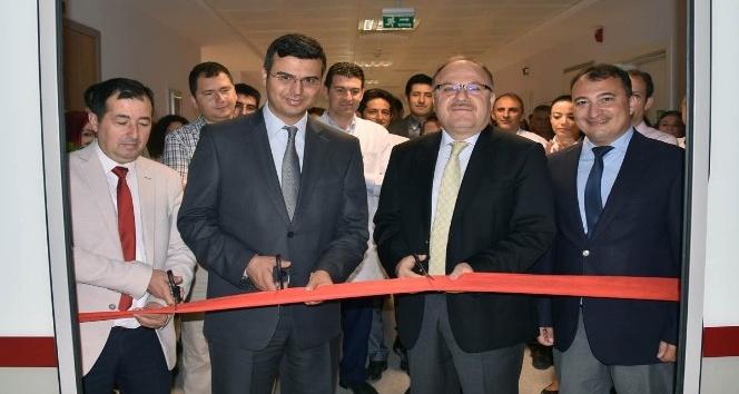 """Afyonkarahisar Devlet Hastanesi'nde """"Uyku Ünitesi"""" hizmete açıldı"""