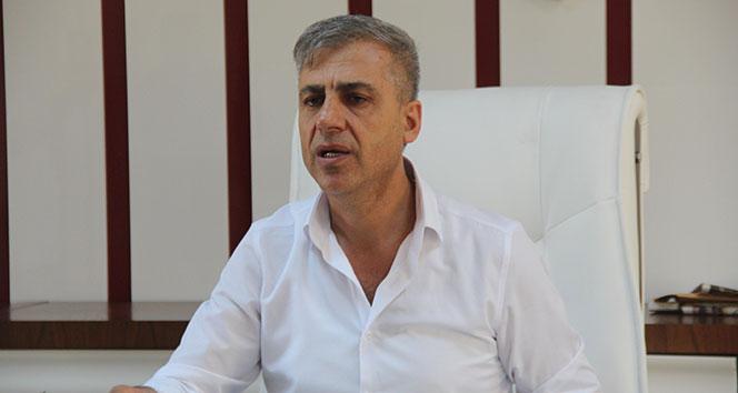 Elazığsporda Başkan Yümlü istifa etti