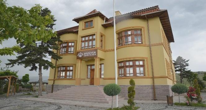 Bozüyük Belediyesi Şehir Müzesi ve Arşivi Dünyaya açılıyor