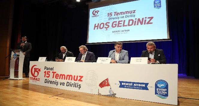 """Mete Yarar: """"15 Temmuz günü Türkiye Cumhuriyeti'nin fişinin çekilmek istendiği gündür"""""""