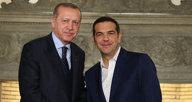 Yunanistan Başbakanı Çipras: Erdoğan ile kolay bir görüşme değildi