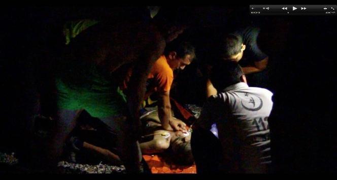 112 sağlık ekiplerinin hayata döndürme çabası sonuç vermedi